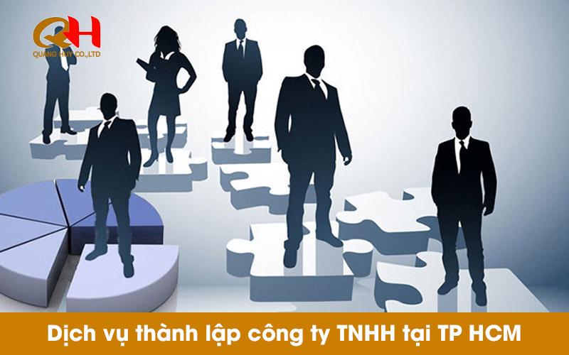 Dịch vụ thành lập công ty TNHH tại TP HCM