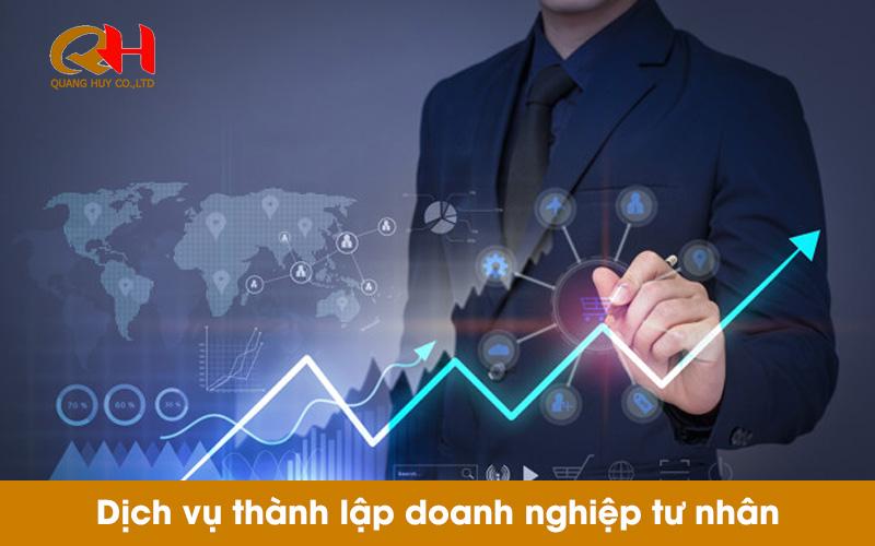 Dịch vụ thành lập doanh nghiệp tư nhân tại TP HCM
