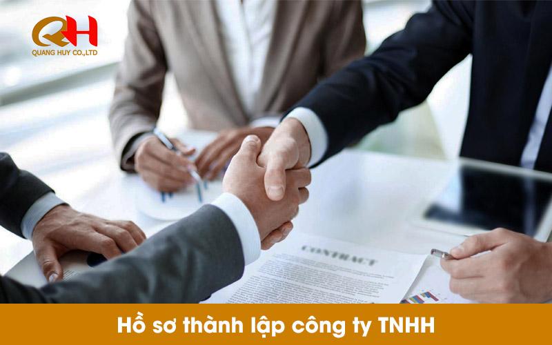 Hồ sơ đăng ký thành lập công ty TNHH đơn giản